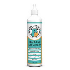 Dog Ear Cleaner for Dogs Cats 300x300 - Best Cat Ear Cleaners -- Homemade Cat Ear Cleaner