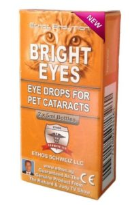 Ethos Bright Eyes Carnosine Eye Drops for Pets 191x300 - Complete Guide for Best Eye Drops for Dogs