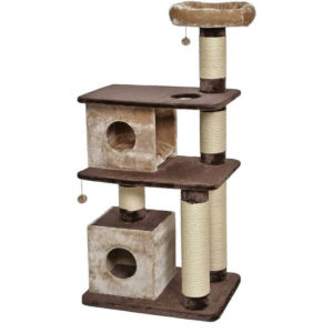 Feline Nuvo Grand Camelot 300x300 - Best Cat Houses for Cat Lovers - A Complete Guide