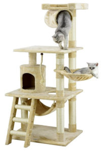 Go Pet Club F216 200x300 - Best Cat Houses for Cat Lovers - A Complete Guide