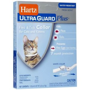 Hartz UltraGuard 300x300 - Complete Guide for Best Flea Collar for Cats