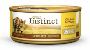 Nature's Variety Instinct Original Chicken Formula 300x169 - Best Indoor Cat Food - Full Guide for Best Cat Food