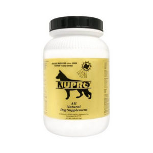 Nutri Pet Nupro Dog Multivitamin 300x300 - Best Senior Dog Vitamins - Complete guide for Best Dog Vitamins