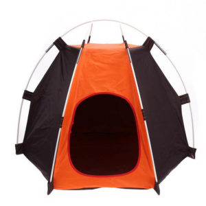 One Touch Portable Folding Large Dog House Tent 300x300 - Best Dog Houses for Labrador -- A Complete Guide