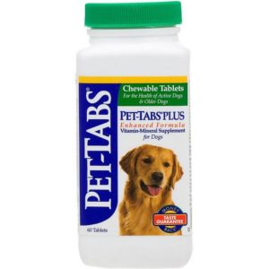 Pet Tabs Dog Multivitamin 300x300 - Best Senior Dog Vitamins - Complete guide for Best Dog Vitamins