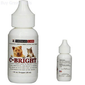 Thomas Labs C Bright 30 ml 300x300 - Complete Guide for Best Eye Drops for Dogs