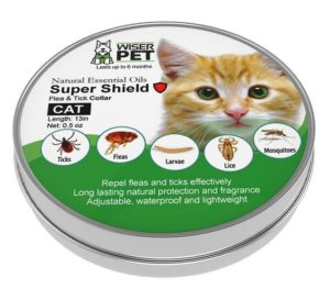XUS 300x263 - Complete Guide for Best Flea Collar for Cats