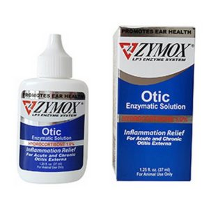 Zymox Otic 300x300 - Best Cat Ear Cleaners -- Homemade Cat Ear Cleaner