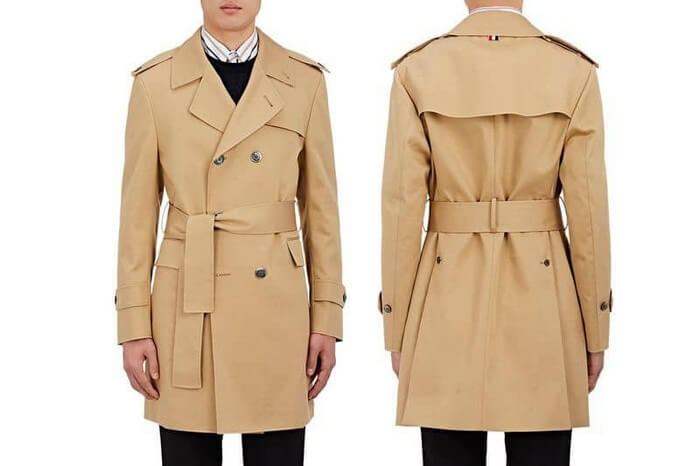 best trench coats 3 - Top 10 Best Trench Coats in the World you will Love to Wear