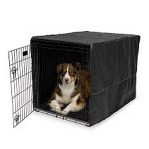 MidWest Wire Crate Covers 300x300 - Best Dog Crate Covers for Winter use 2019