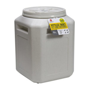 Vittles Vault Outback 50 Stackable Container by Gamma2 300x300 - Cute Cat Food Storage - Full Guide for Best Cat Food Containers
