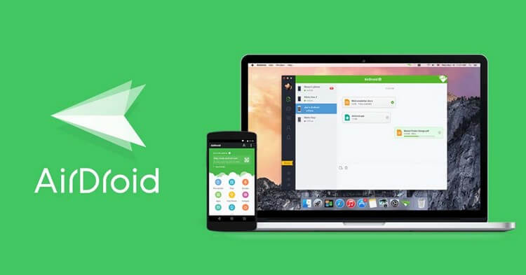 AirDroid - Top 10 Most Useful Android Apps in the World