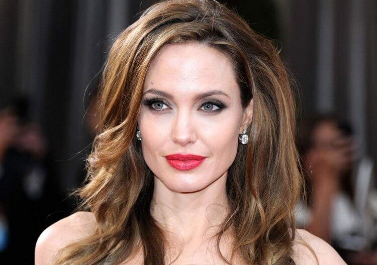 Angelina Jolie - Top 10 Most Famous Celebrities in the World