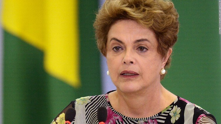 Dilma Rousseff - Top 10 Most Powerful Politicians in the World