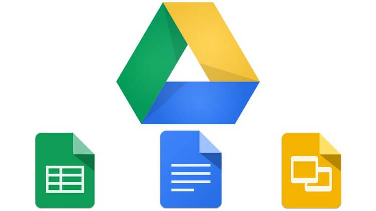 Google Drive Suite - Top 10 Most Useful Android Apps in the World