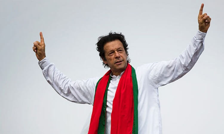 Imran Khan - Top 10 Most Powerful Politicians in the World