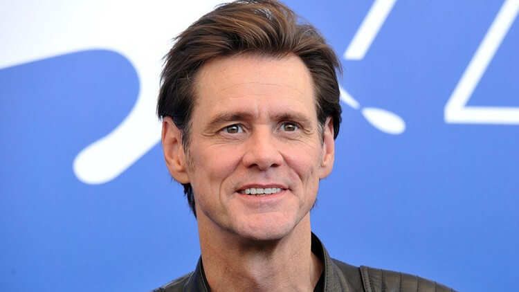 Jim Carrey - Top 10 Most Famous Celebrities in the World