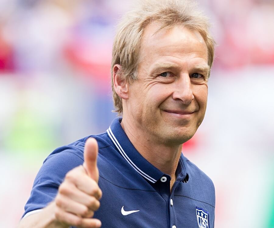 Jurgen Klinsmann 5 - Top 10 Players with Most Goals in World Cups