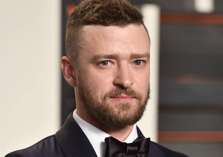 Justin Timberlake - Top 10 Most Twitter Followed People in the World