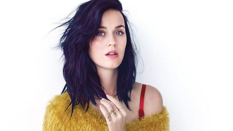 Katy Perry 1 - Top 10 Most Famous Celebrities in the World