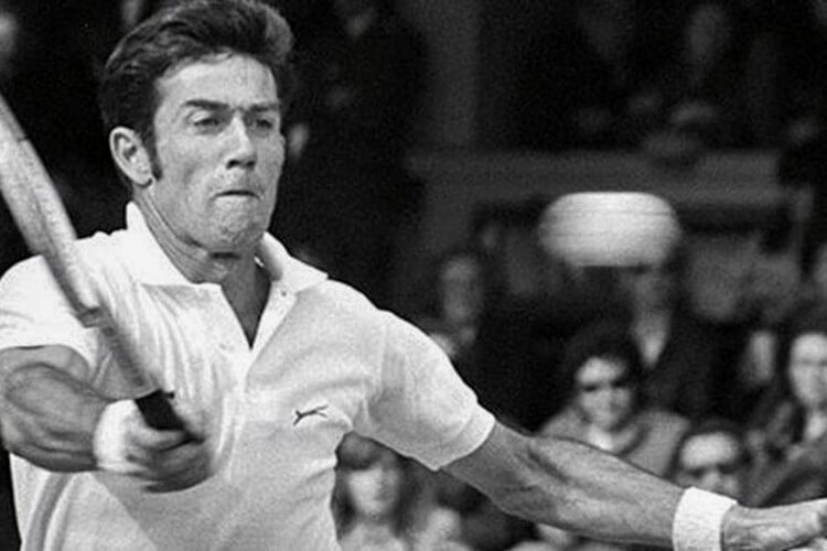 Ken Rosewall - Most Grand Slam Titles -- Top 10 Tennis Players