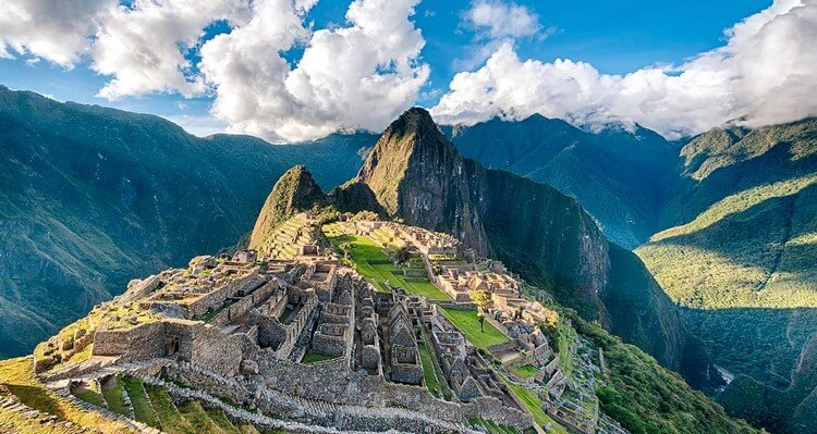 Machu Picchu - Most Beautiful Places in the World to Visit in 2019