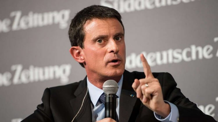 Manuel Valls - Top 10 Most Powerful Politicians in the World