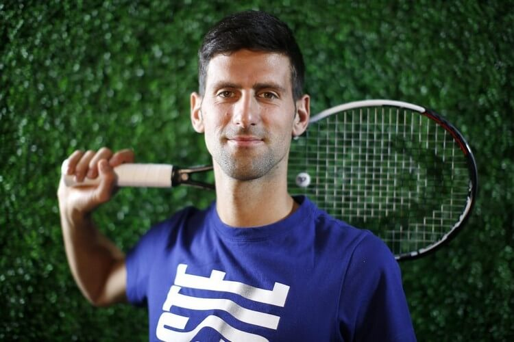Novak Djokovic - Most Grand Slam Titles -- Top 10 Tennis Players
