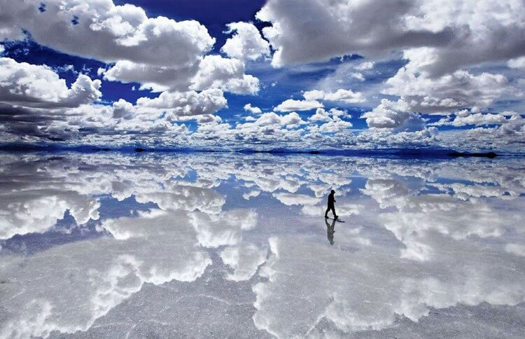 Salar De Uyuni Bolivia - Most Beautiful Places in the World to Visit in 2019