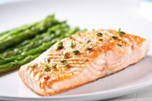 Salmon 300x200 - Top 10 Most Nutritious Foods in the World