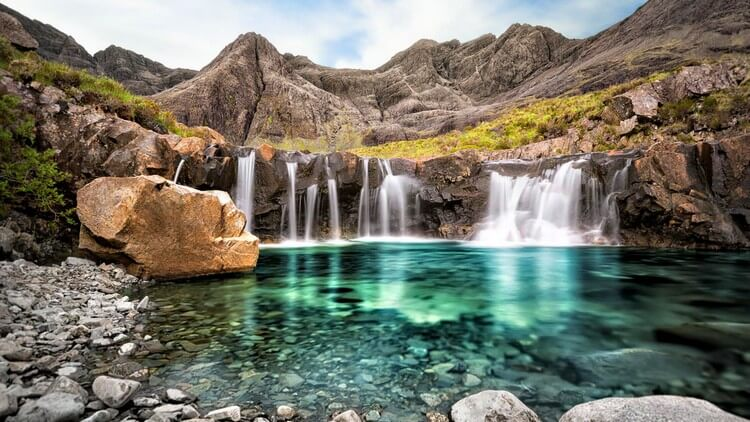 The Fairy Pools Scotland - Most Beautiful Places in the World to Visit in 2019