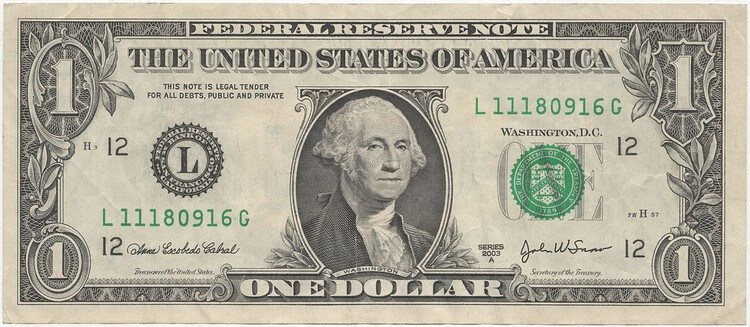 U.S Dollar - Top 10 Most Valuable Currencies in the World