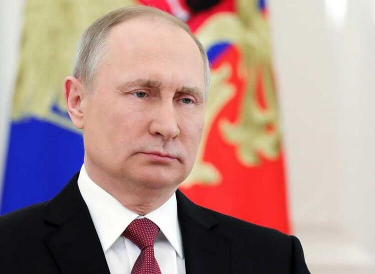 Vladimir Putin - Top 10 Most Powerful Politicians in the World