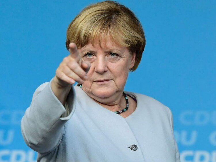 angela - Top 10 Most Powerful Politicians in the World