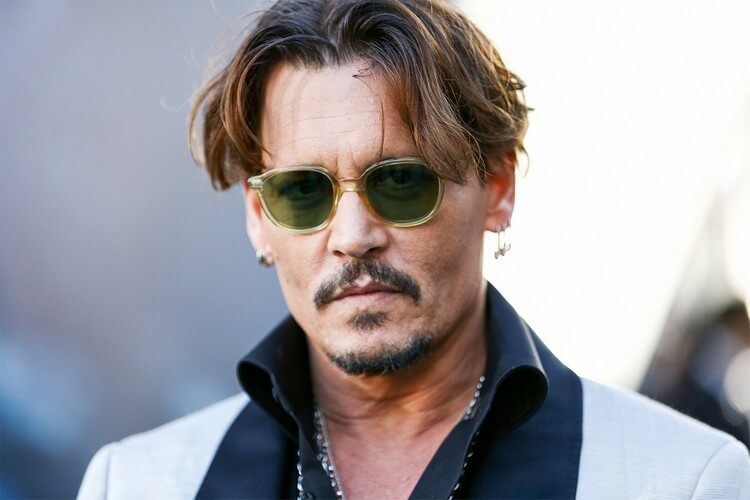 johnny depp - Top 10 Most Famous Celebrities in the World