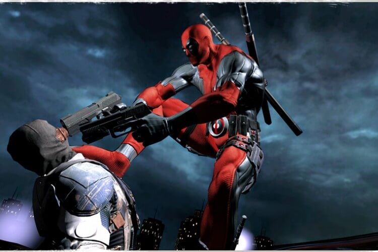 Deadpool - Top 10 Best Video Games in the World