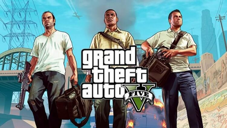 Grand Theft Auto V – 2013 - Top 10 Best Video Games in the World