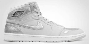 Most expensive Air Jordan Silver Shoes 300x150 - A comprehensive list of most expensive shoes