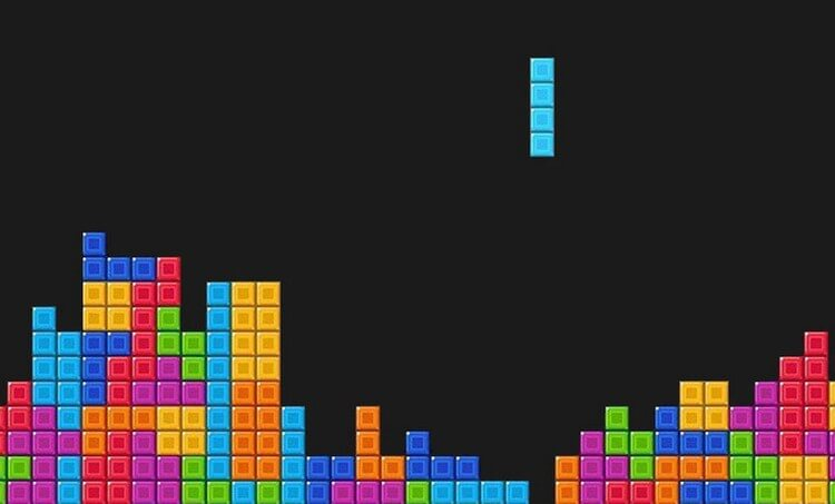 Tetris - Top 10 Best Video Games in the World