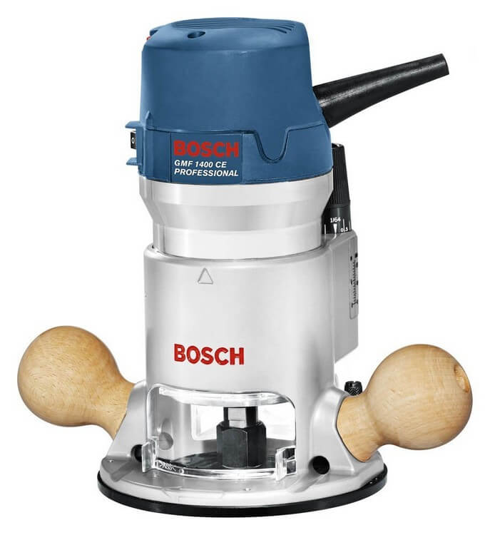 Bosch 1617EVS 2 4 HP - 10 Best Wood Routers 2021 - Top Products Reviews