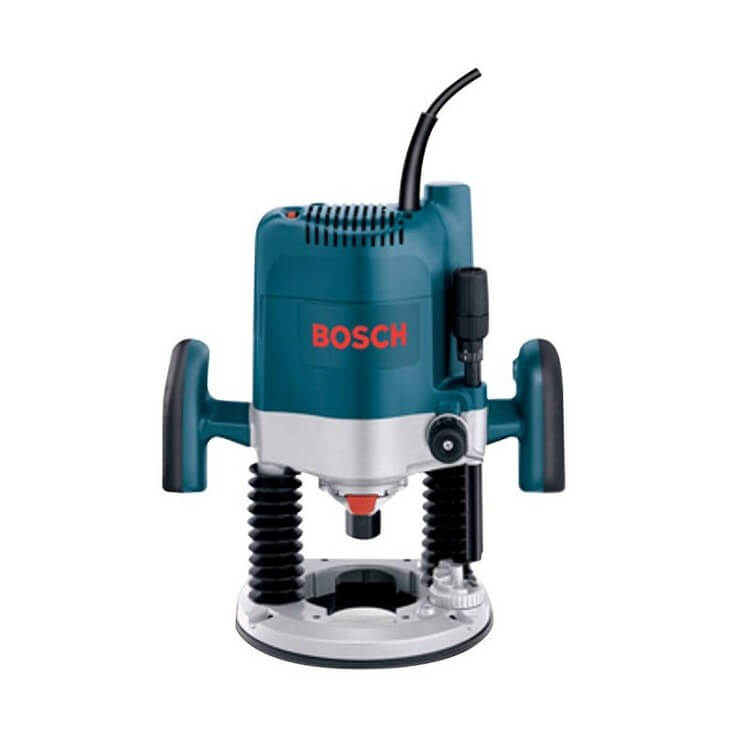Bosch 1619EVS - 10 Best Plunge Router 2021 - Top Products Reviews