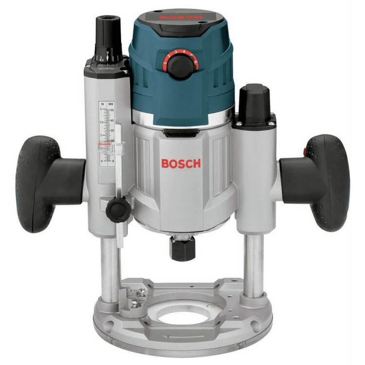 Bosch MRP23EVS - 10 Best Plunge Router 2021 - Top Products Reviews