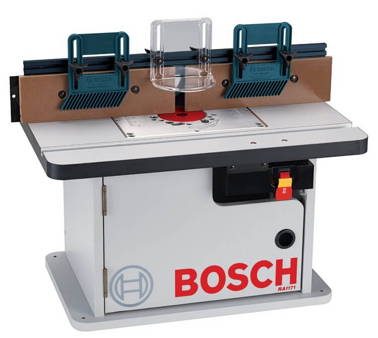 Bosch RA1171 Cabinet Style - Best Router Lifts 2021 - Complete Review (Top Products)