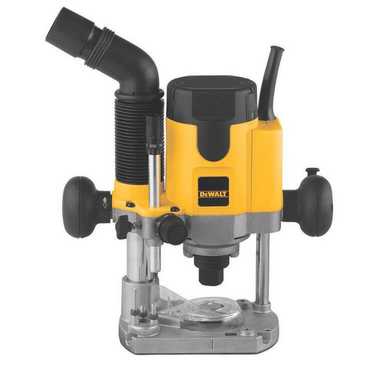 DeWalt DW621 - 10 Best Plunge Router 2021 - Top Products Reviews