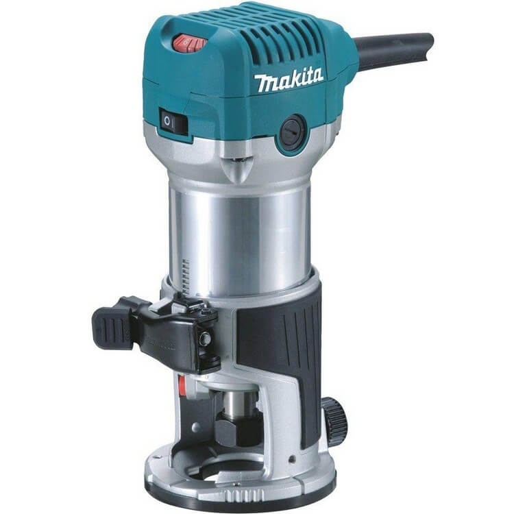 Makita RT0701C - 10 Best Wood Routers 2021 - Top Products Reviews