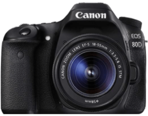 Canon Digital SLR Camera 300x235 - Best Vlogging Camera with Flip Screen 2021 -Top Products & Buyer Guide