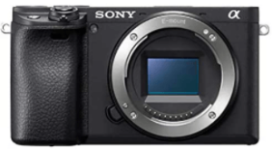 Sony Alpha a6400 Mirrorless Camera 300x165 - Best Vlogging Camera with Flip Screen 2021 -Top Products & Buyer Guide