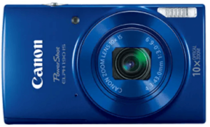 Canon PowerShot ELPH 300x181 - Best Compact Cameras 2021 | Get the best travel option