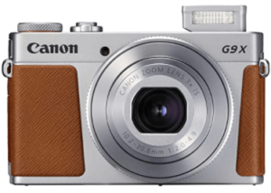 Canon PowerShot G9 X 300x214 - Best Compact Cameras 2021 | Get the best travel option