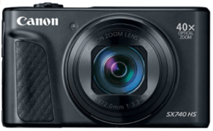 Canon PowerShot SX740 300x185 - Best Compact Cameras 2021 | Get the best travel option